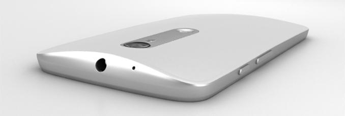 Motorola Moto G 2015 render