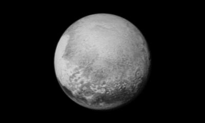 Plutone visto da Vicino, le foto di New Horizons