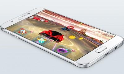 Samsung Galaxy A8 è lo smartphone più sottile di sempre