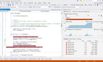Visual Studio 2015 pronto per il download
