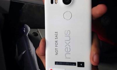 LG Nexus 6 arrivano le prime foto