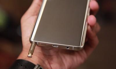 Samsung Pengate, il pennino rompe il Galaxy Note 5