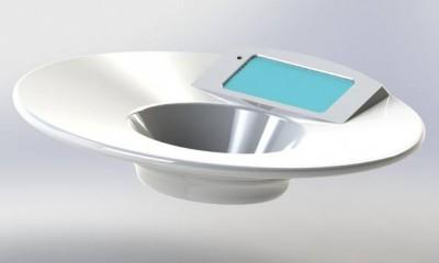 DishPlay il piatto smart con touch screen