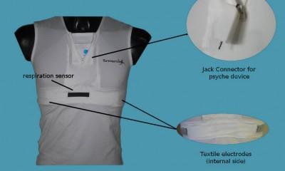 La T-shirt smart anti-depressione