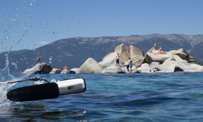 OpenRov Trident in arrivo il drone subacqueo