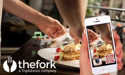 Pinterest ed Instagram i più utili per promuovere i ristoranti
