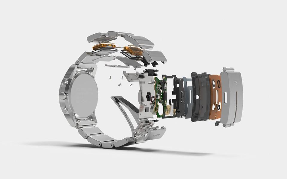 Wena Wirst smartwatch Sony finanziato dal crowdfunding