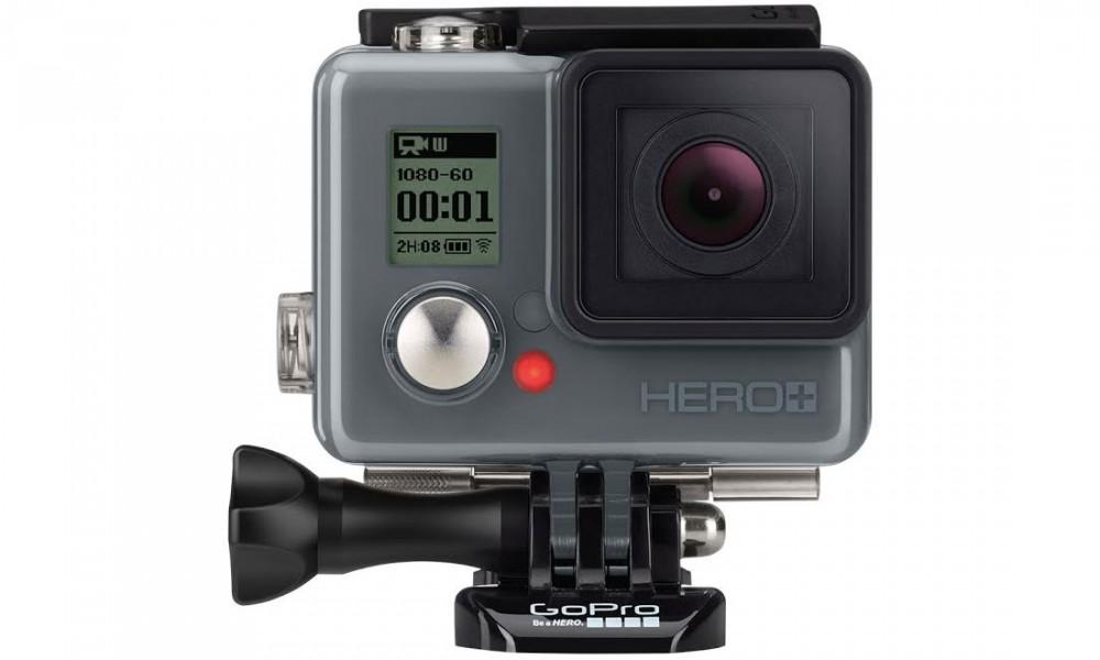GoPro Hero+ telecamera a basso costo con WI-FI