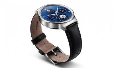 Huawei Watch presentato ad IFA 2015, arriva il 17 Settembre