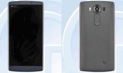 LG V10 con doppio display atteso per Ottobre