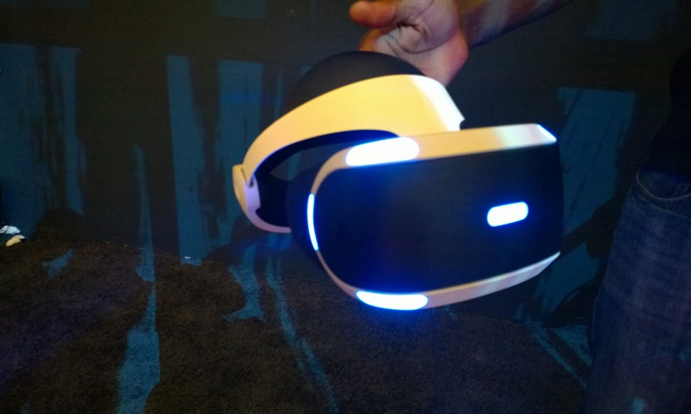Sony Project Morpheus diventa PlayStation VR