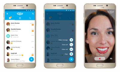 Skype 6.0 per iOS e Android aggiornamento pronto