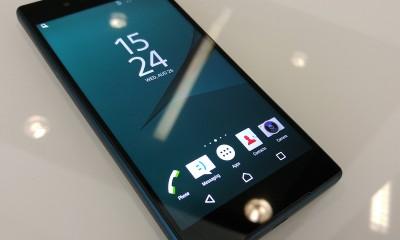 Sony Xperia Z5, Premium con schermo 4K
