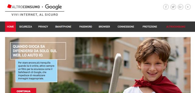 GoogleAltroConsumo
