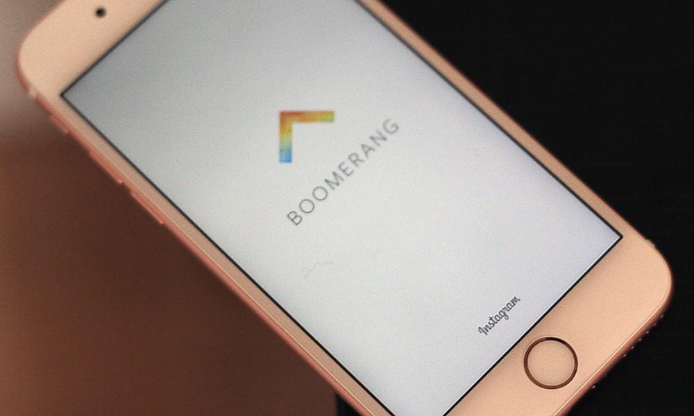Instagram presenta Boomerang, l'app per creare foto animate
