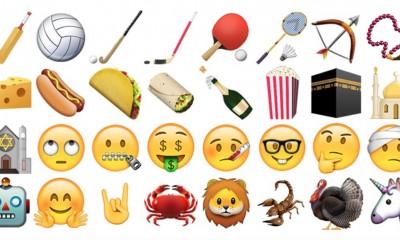 iOS 9.1 e OS X El Capitan aggiornamento carico di nuove emoj