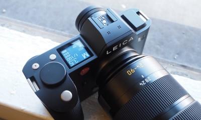 Leica SL la fotocamera full-frame per utenti di fascia alta