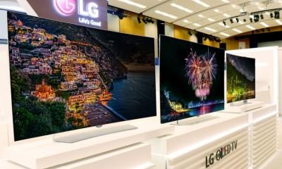LG: ecco 4 nuovi Oled, si punta tutto sull'ultrapiatto