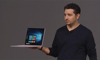Surface Book, la risposta di Microsoft a MacBook Pro