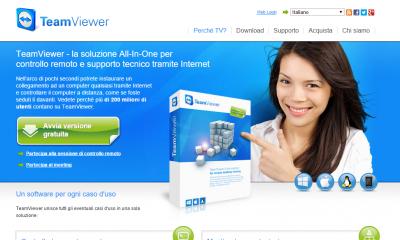 TeamViewer attivato su 1 miliardo di dispositivi