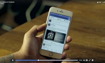 Facebook Music Stories condividere musica da Spotify ed Apple Music