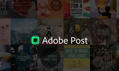 Adobe Post, l'App per creare grafica senza essere professionisti
