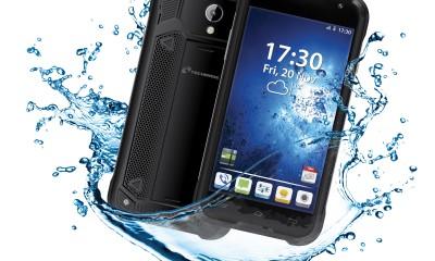 Techmade Techsmart W4 smartphone resistente all'acqua