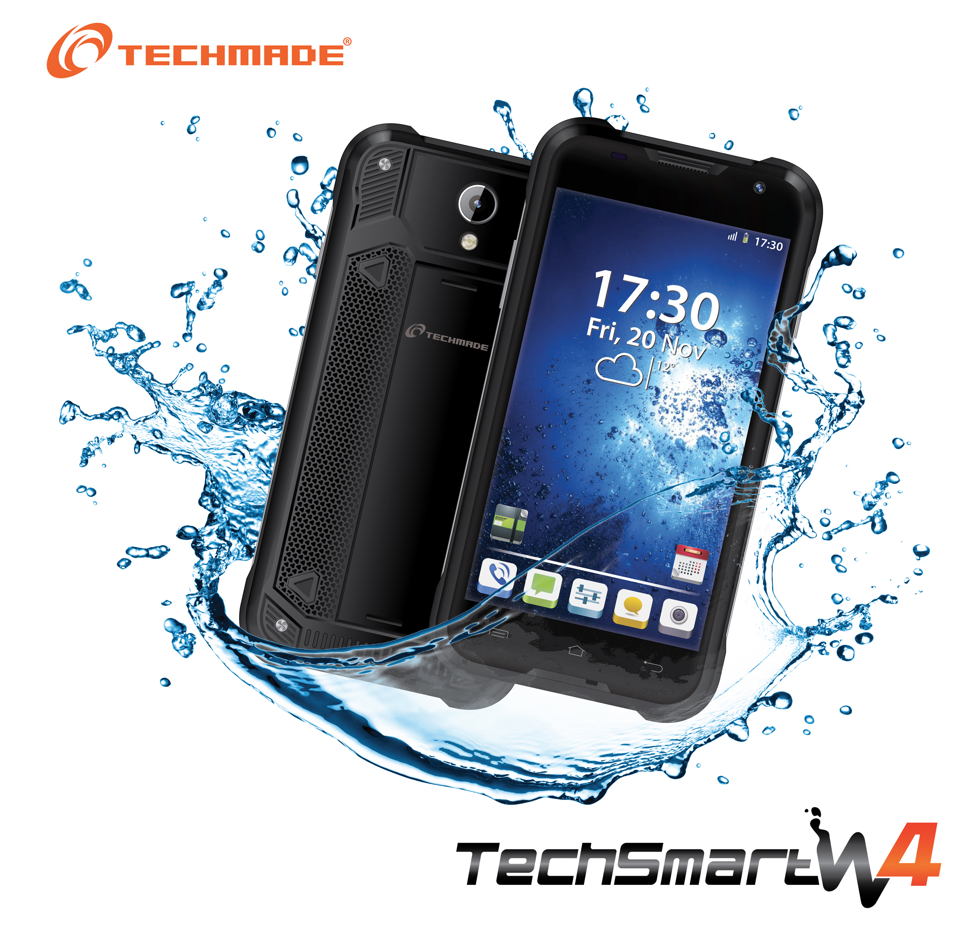 Techmade Techsmart W4