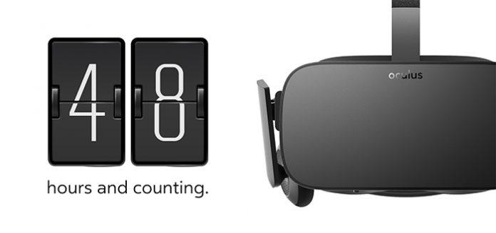 Oculus RIft - Preordini