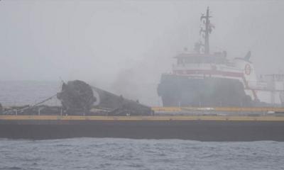 SpaceX Falcon 9 lancio perfetto, ma esplode all'atterraggio