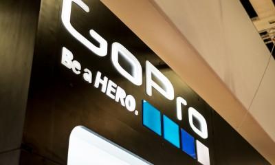 GoPro crollo in borsa, vendite non in linea con le aspettative