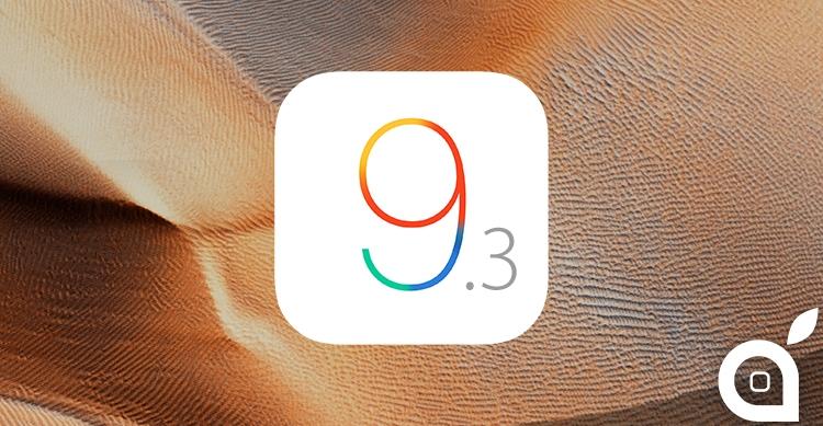 Ecco le novità introdotte da iOS 9.3