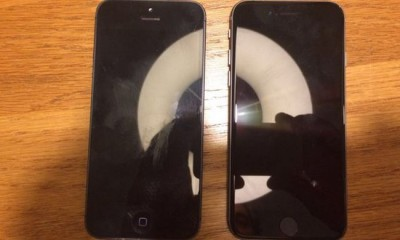 iPhone 5se: una nuova foto del Melafonino da 4 pollici