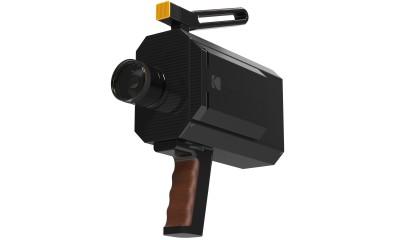 Kodak rispolvera il Super 8 al CES 2016