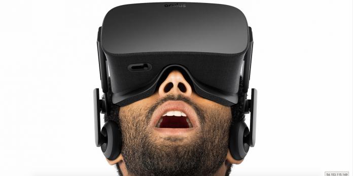 oculus rift preordini