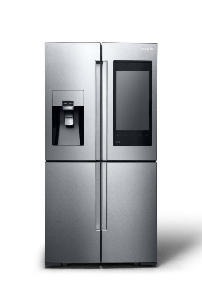 samsung ecco il frigorifero con display da 21 5 39 39 e