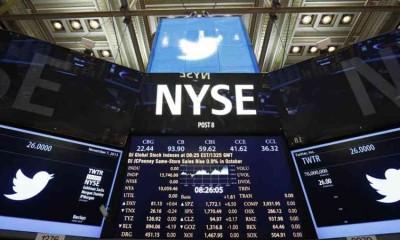 Bufera Twitter, dimissioni ai vertici e le azioni crollano in Borsa