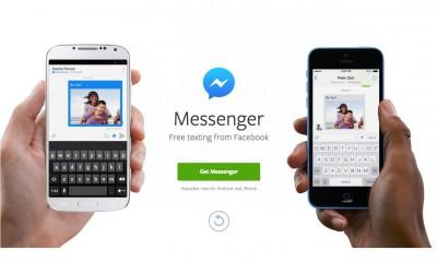 Facebook Messenger: in arrivo Sms e account multipli