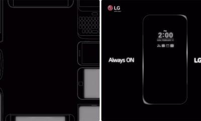 LG G5 con display always on atteso per il 21 Febbraio
