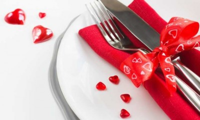 San Valentino, in aumento le cene romantiche prenotate on line