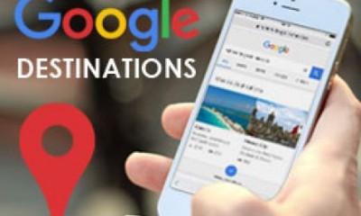 E' nato Google Destination per pianificare le vacanze