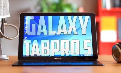 Samsung Galaxy TabPro S con Windows 10: caratteristiche e prezzi