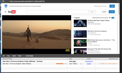 Elmedia Player per Mac qualità e performance. Scarica anche i video da Youtube