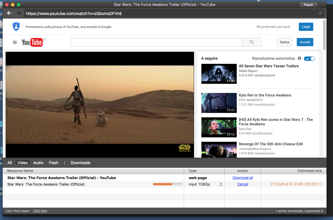 how to download and play youtube videos on a mac