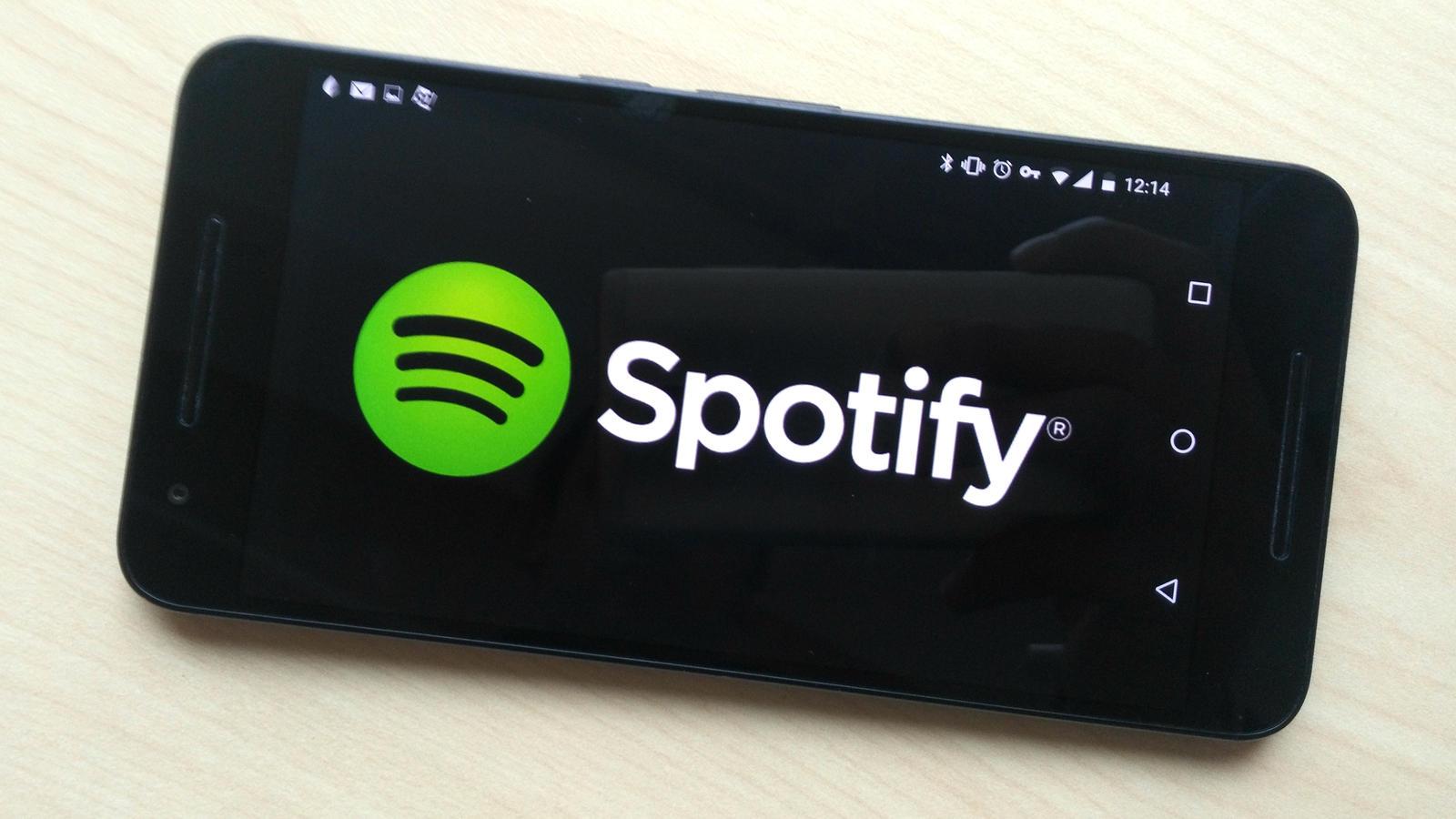 Spotify hackerato