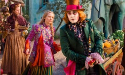 Alice attraverso lo specchio, la Disney ridà vita alla fiaba