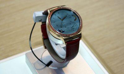 Huawei Watch Topaz, smartwatch di prestigio realizzato con Swarovski