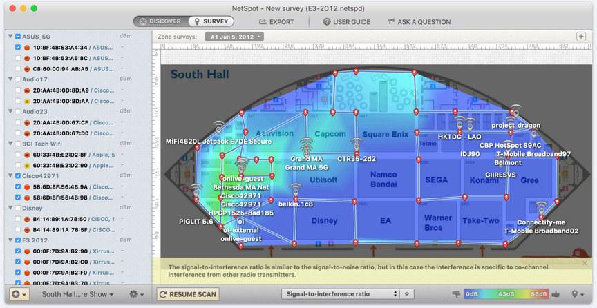 NetSpot lo strumento professionale per ottimizzare le reti wireless