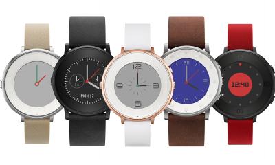 Pebble Time Round, lo smartwatch dai contorni classici e schermo e-ink a colori