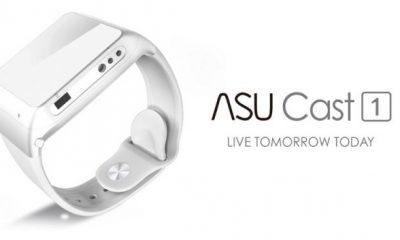 ASU Cast 1, nuovo smartwatch dotato di proiettore laser!
